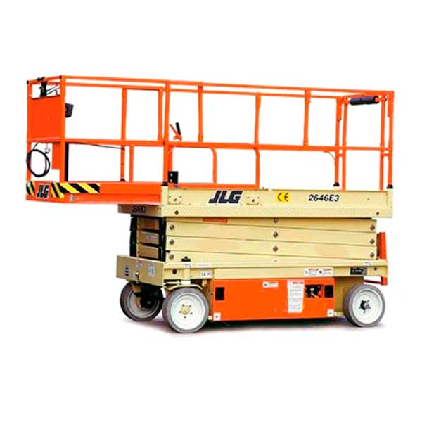 Satılık JLG2646ES – (SATILDI)