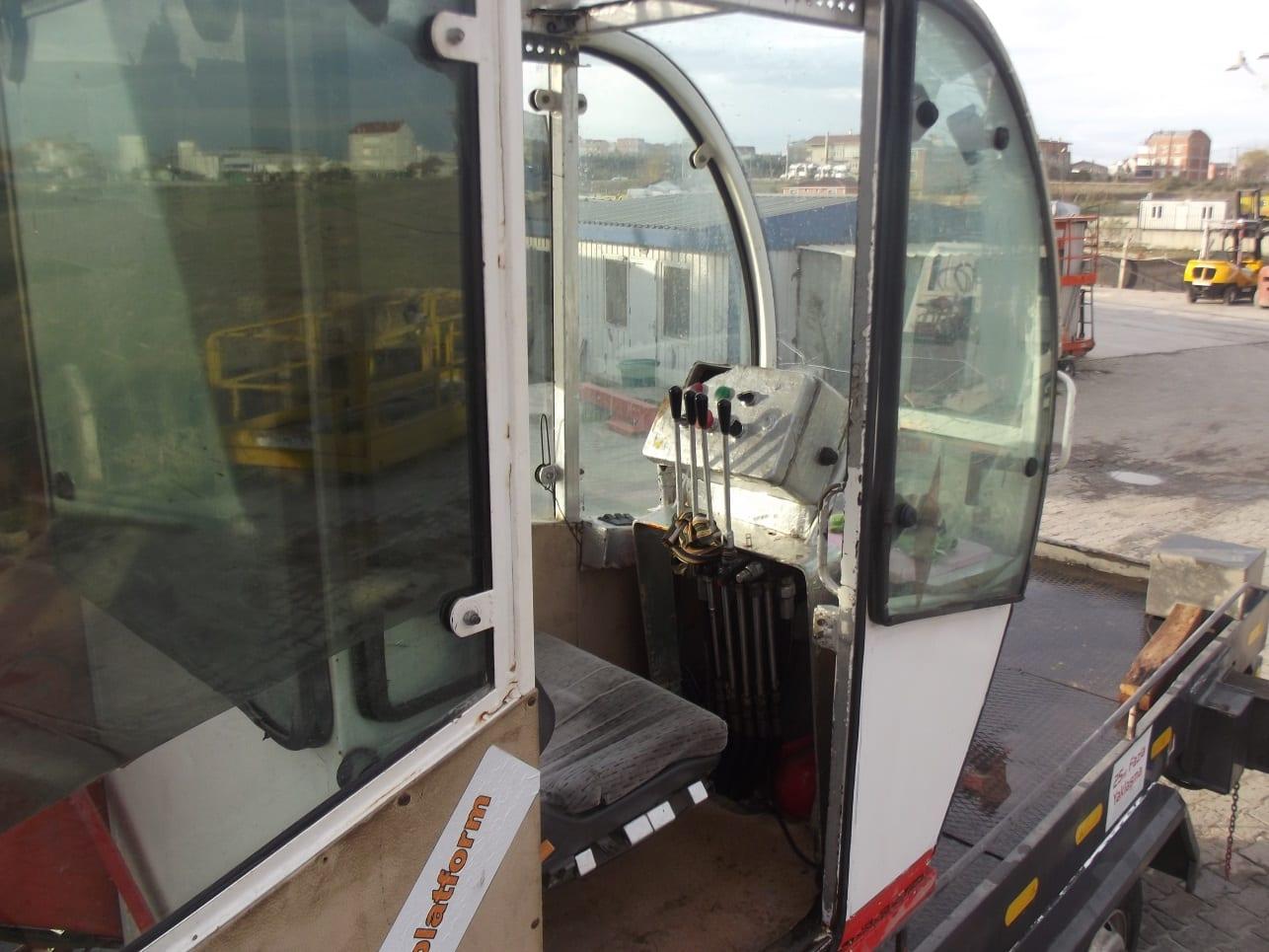 Satılık 25 Metre Sepetli Platform