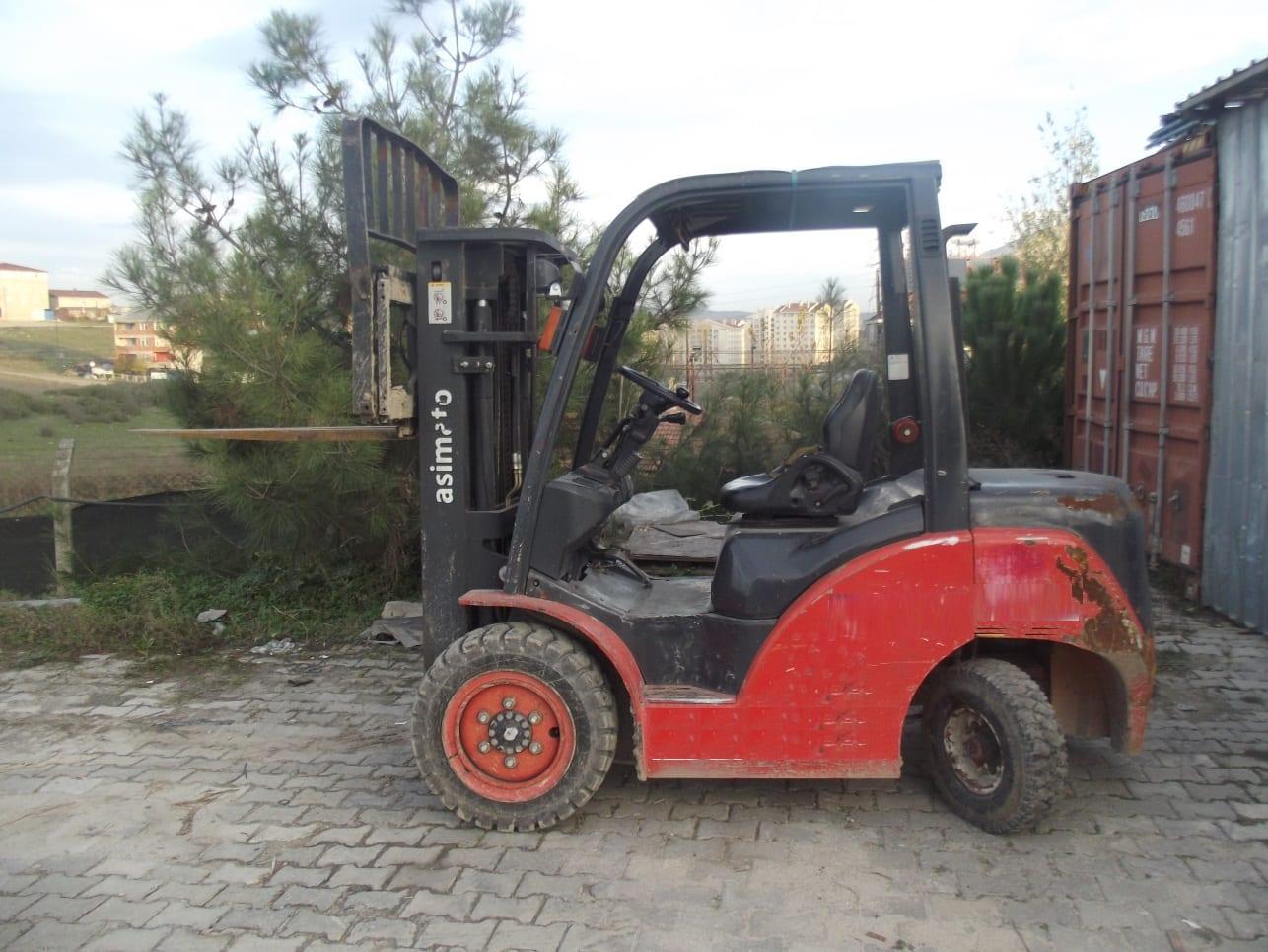 İkinci El 3 Tonluk Satılık Forklift