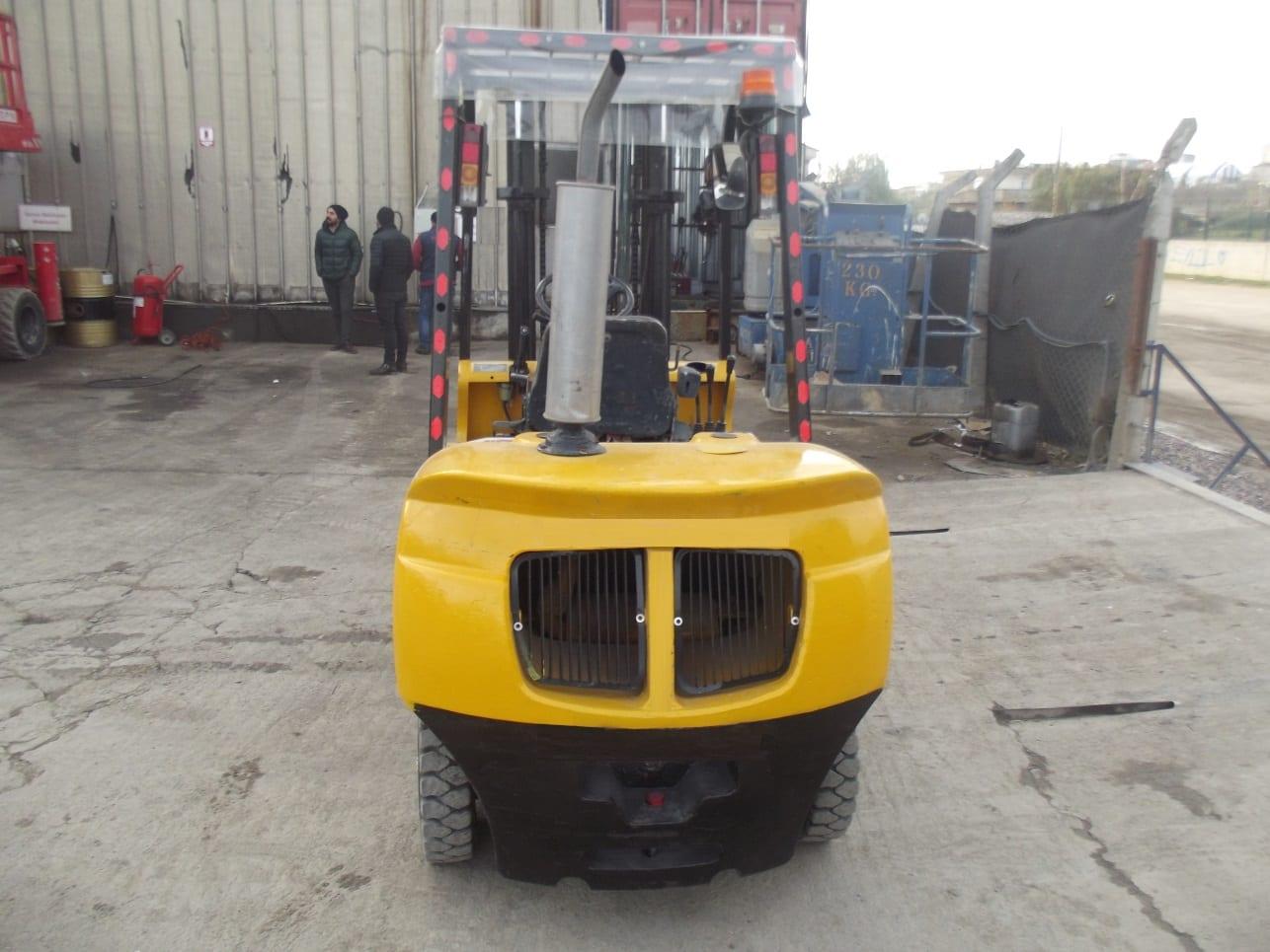 Satılık 3.5 Ton Dizel Forklift