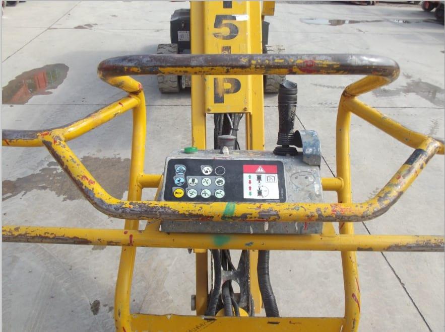 Satılık 15 Metre Haulotte Eklemli Platform