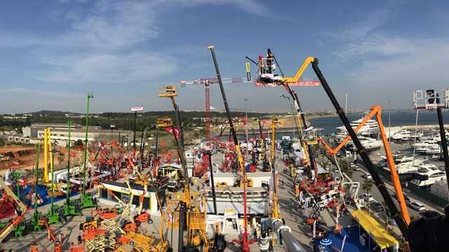 Türkiye'de Makine Parkı %25 Büyüdü