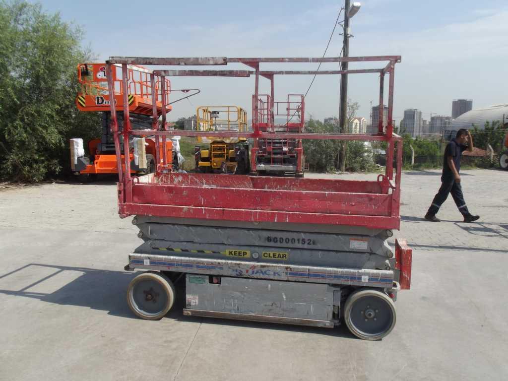 İkinci El Skyjack 3220 Akülü Makaslı Platform
