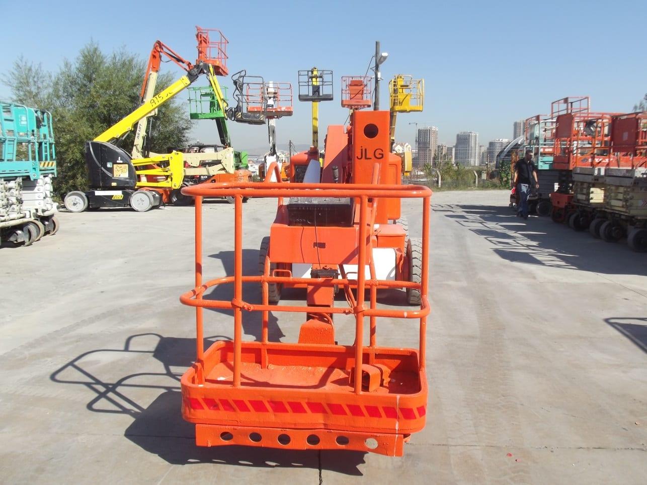 JLG E450AJ – Satılık 15 Metre Eklemli Platform