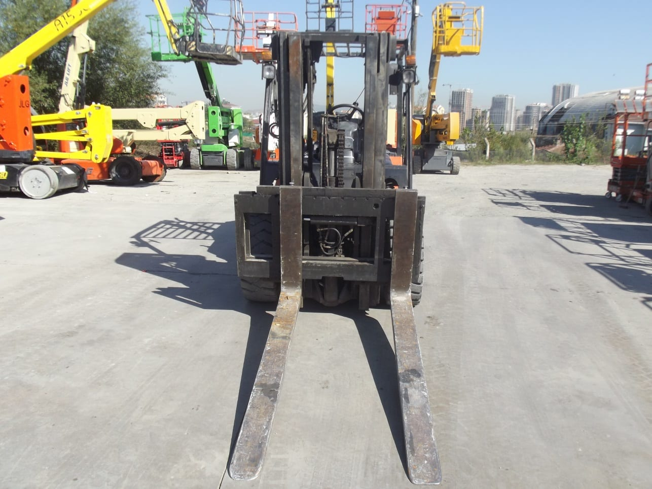 Doosan 5 Tonluk Satılık Akülü Forklift