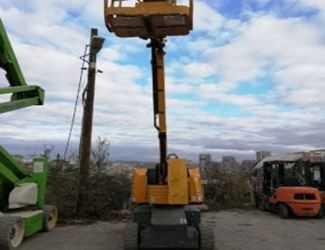Haulotte HA15İP – 15 Metre Satılık Eklemli Manlift