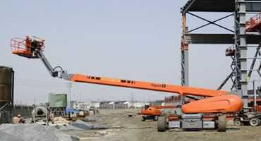 Teleskopik Platform