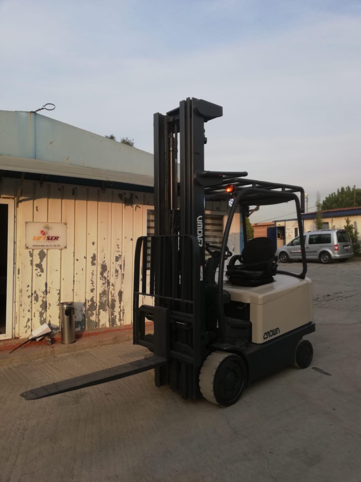 7 Metre Akülü 2.5 Ton Satılık Forklift