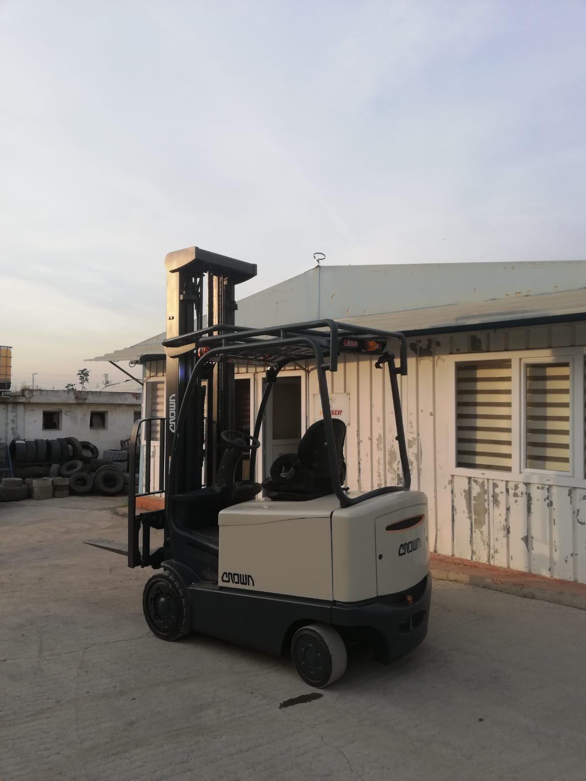 7 Metre Akülü Satılık Forklift