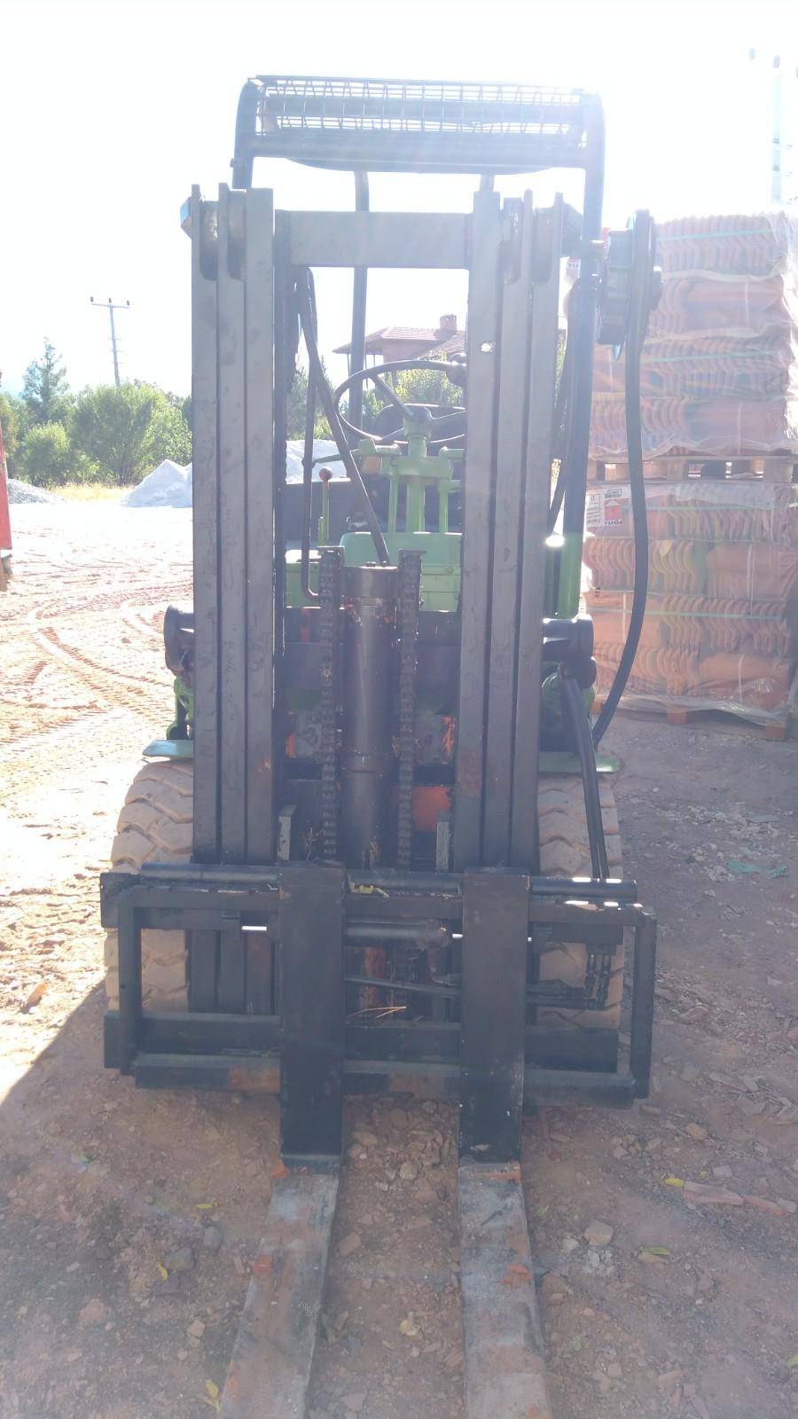 Satılık Forklift Takaslı